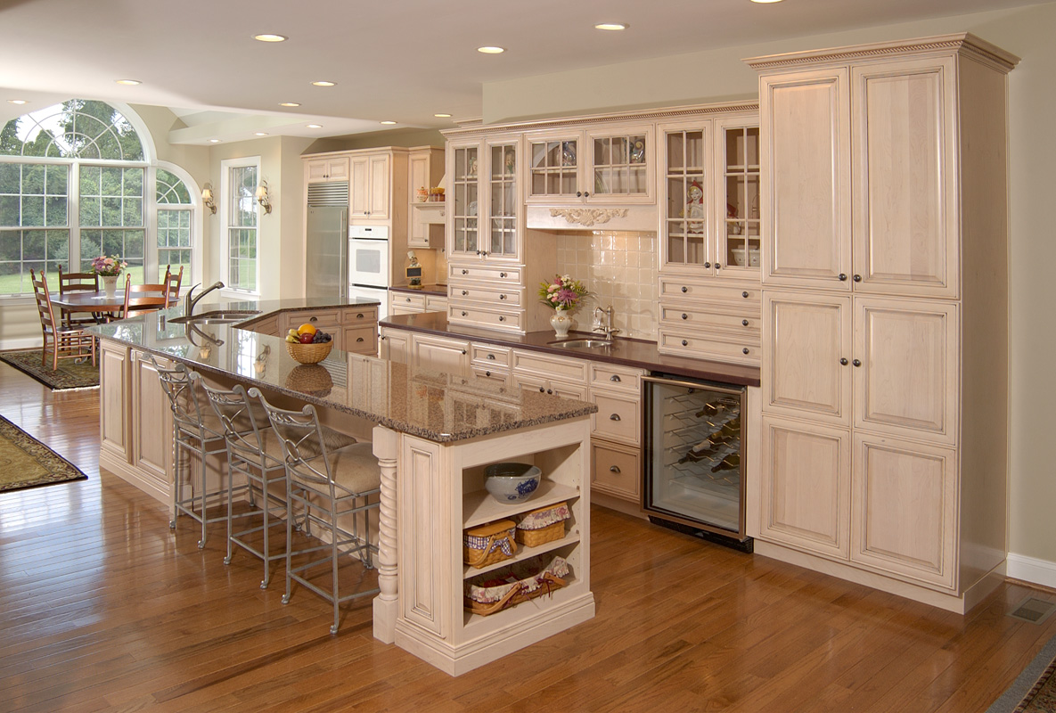 kitchen remodeling - bel-air construction – maryland, baltimore