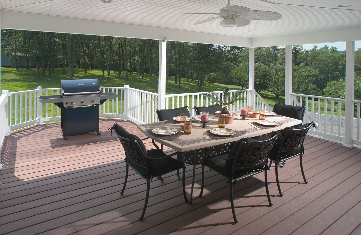 Outdoor Entertaining Bel Air Construction Maryland