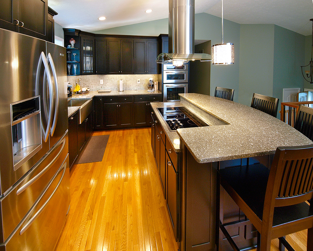 Kitchen Expansions And Enlargement