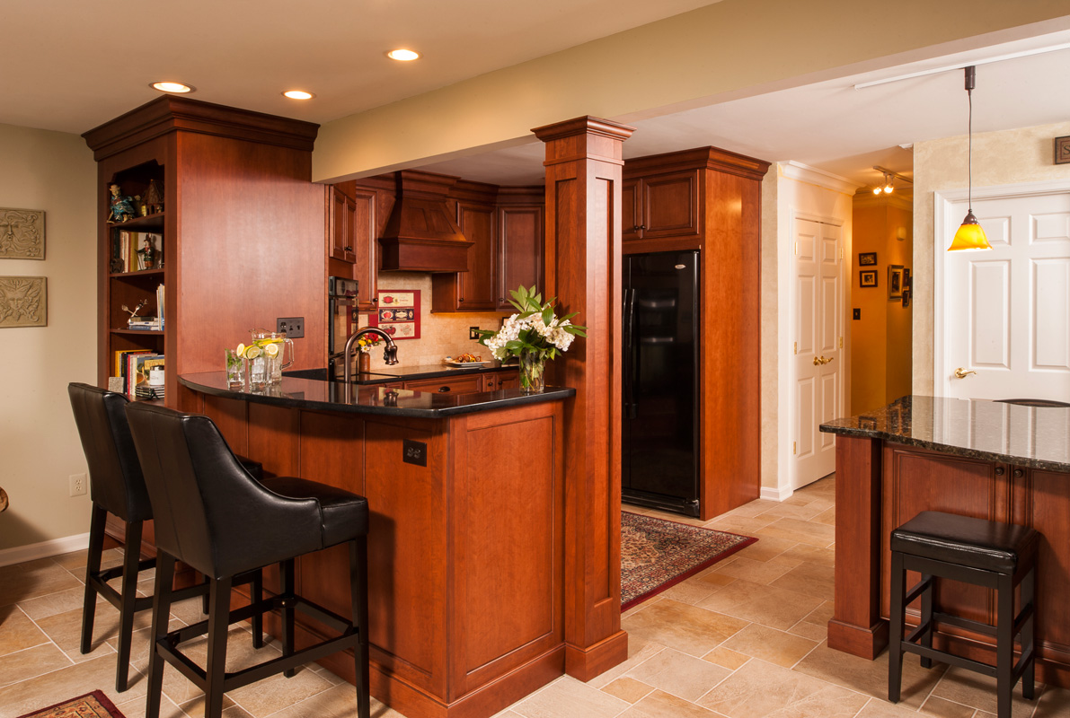 Kitchen Expansions And Enlargement Bel Air Construction Maryland Baltimore Remodeling